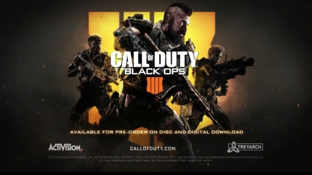 Call Of Duty Black Ops IIII Header