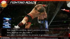 fire pro wrestling world story expository screenshots adg antdagamer njpw kenny omega hiroshi tanashi (1)