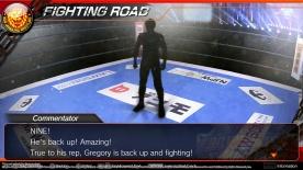 fire pro wrestling world story expository screenshots adg antdagamer njpw kenny omega hiroshi tanashi (2)