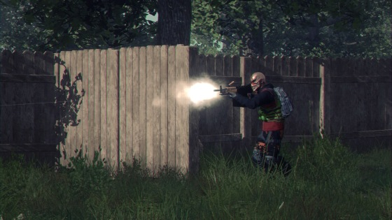 H1Z1 Playstation 4 Open Beta Screenshots (1)