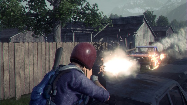 H1Z1 Playstation 4 Open Beta Screenshots (4)
