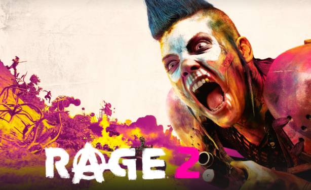 Rage 2 Screenshot Art Header
