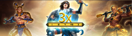 Smite 3X Weekend Masters Event 2018