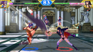 SNK Heroines Tag Team Frenzy Love Heart (2)