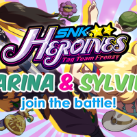 25 SNK Heroines: Tag Team Frenzy Sylvie And Zarina Screens Plus Trailer