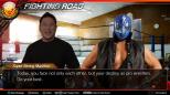 Fire Pro Wrestling World Fighting Road Story Screen Yuji Nagata Super Strong machine njpw ps4