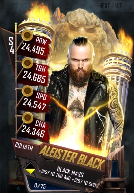 WWE SuperCard Goliath Tier 300506_04_Aleister_Black