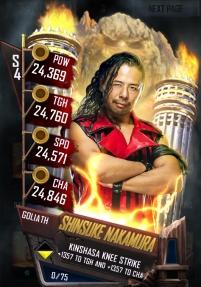 WWE SuperCard Goliath Tier 300554_04_Shinsuke_Nakamura