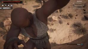 Conan Exiles ADG Exclusive Screenshot 2 Climbing Down