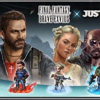 Just Cause 3 Collaboration Arrives to FINAL FANTASY BRAVE EXVIUS