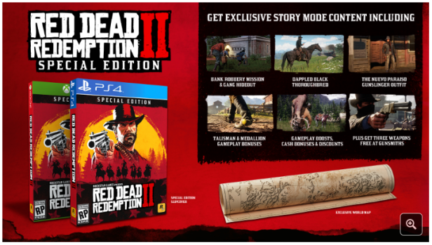 Red Dead Redemption II Special Edition