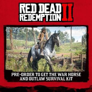Red Dead Redemption II Story Mode Enhancements Pre-Order