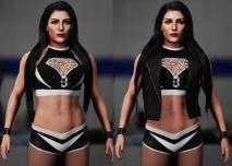 Rockstar CAWS Tessa Blanchard WWE 2K18 AntDaGamer ADG (1)