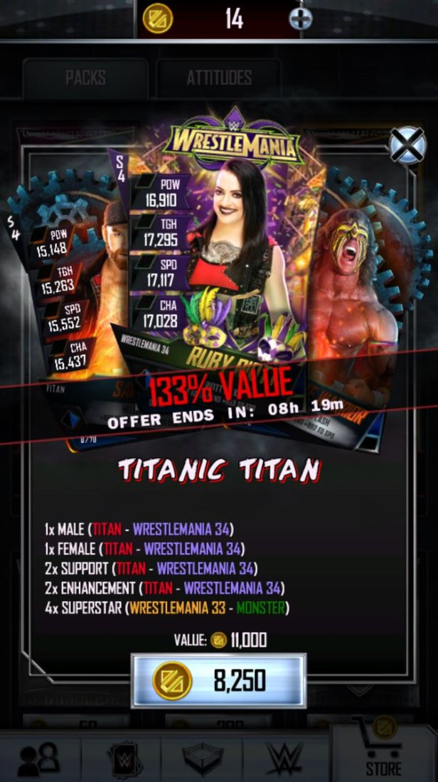 WWE SuperCard Deal Or Scam