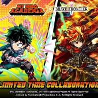 Brave Frontier Collabs With My Hero Academia For Some Plus Ultra Action
