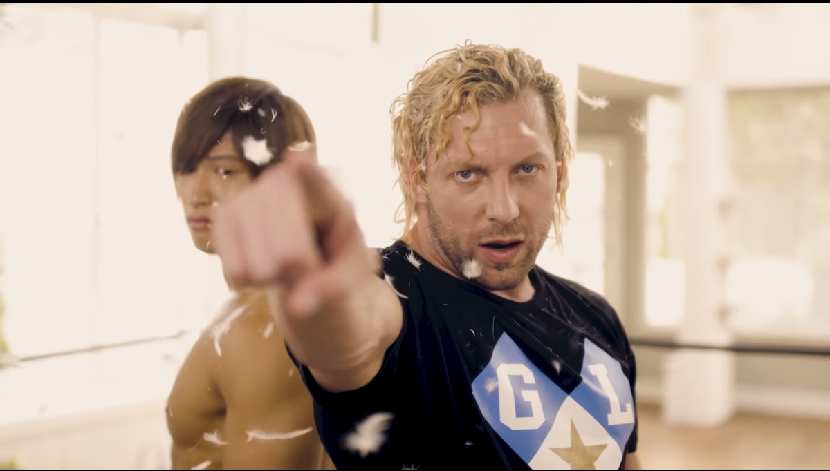 Fire Pro Wrestling World Two New Trailers Featuring The Golden Lovers Kenny Omega And Kota Ibushi