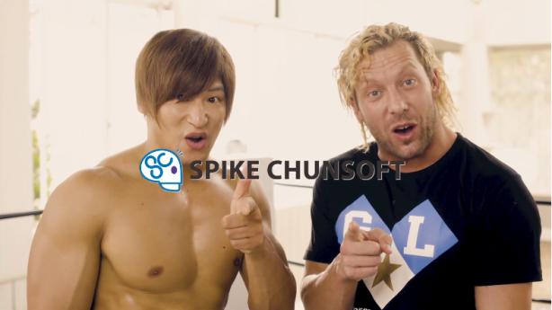 Fire Pro Wrestling Commercial Kenny Omega Kota Ibushi AntDaGamer Screenshot_30