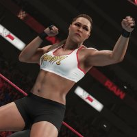 WWE 2K19 Let's Talk: Ronda Rousey First Screenshot