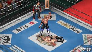 Fire Pro Wrestling World AntDaGamer Impressions Review kENNY OMEGA WINS GOOD NIGHT BANG! Zack Sabre Jr. Loss