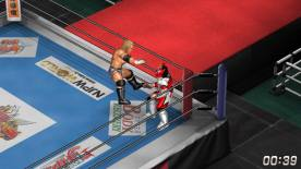 Fire Pro Wrestling World AntDaGamer Impressions Review LIGER UNOFFICIAL EDIT VS TOGI MAKABE