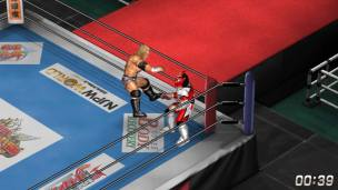 Fire Pro Wrestling World AntDaGamer Impressions Review LIGER UNOFFICIAL EDIT VS TOGI MAKABE
