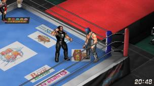 Fire Pro Wrestling World AntDaGamer Impressions Review Tama Tonga GOD Super Strong Machine