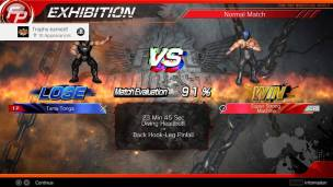 Fire Pro Wrestling World AntDaGamer Impressions Review Trophy Spoiler Achievement 10 Bouts Tama Tonga Super Strong Machine