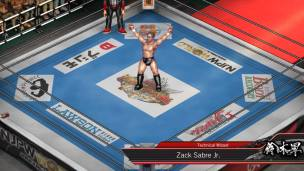 Fire Pro Wrestling World AntDaGamer Impressions Review zack sabre jr technical wizard