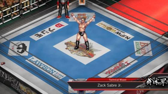 Fire Pro Wrestling World AntDaGamer Impressions Review zack sabre jr technical wizard