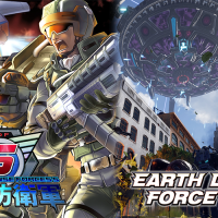 Earth Defense Force: Iron Rain TGS 2018 Trailer aka Trailer #2