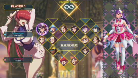 ADG SNK Heroines Character Select Screen.png