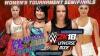 WWE 2K18 ADG Universe Ex Rebirth Women's TournamentSemifinals