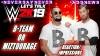 WWE 2K19 Let's Talk: Miztourage / B-TeamEntrance
