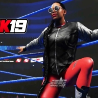 WWE 2K19 Bianca Belair Entrance