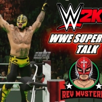 WWE Superstars Talk Rey Mysterio And WWE 2K19