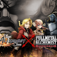 FullMetal Alchemist Brotherhood Joins The Alchemist Code | Full Preview, Images And Infographic