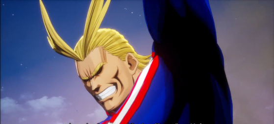 My Hero One Justice All-Might Wins ADG AntDaGamer Entertainment Plays Com.png
