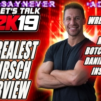 WWE 2K19 Let's Talk: The Realest A.J. Kirsch Interview