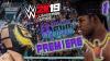 WWE 2K19 ADG Universe Ex Episode 1: RebirthPremiere