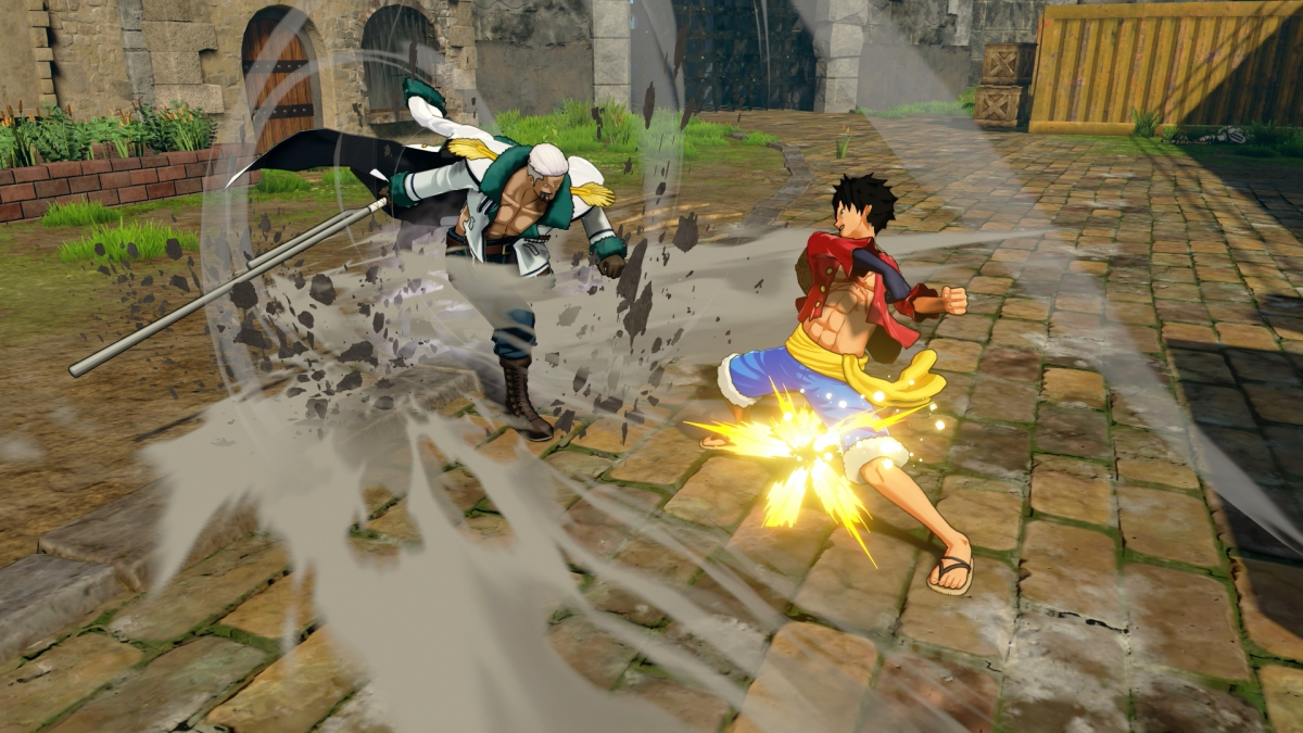 One Piece World Seeker Release Date Trailer And Pre-Orders Announced With New Screenshots