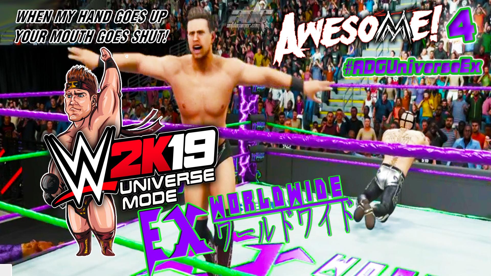 Wrestling Games – AntDaGamer Com