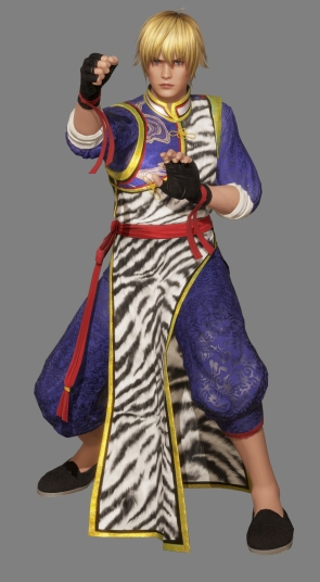 DOA6 Dead Or Alive Eliot