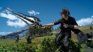 Final Fantasy XV x Final Fantasy XIV Event Screens (10)