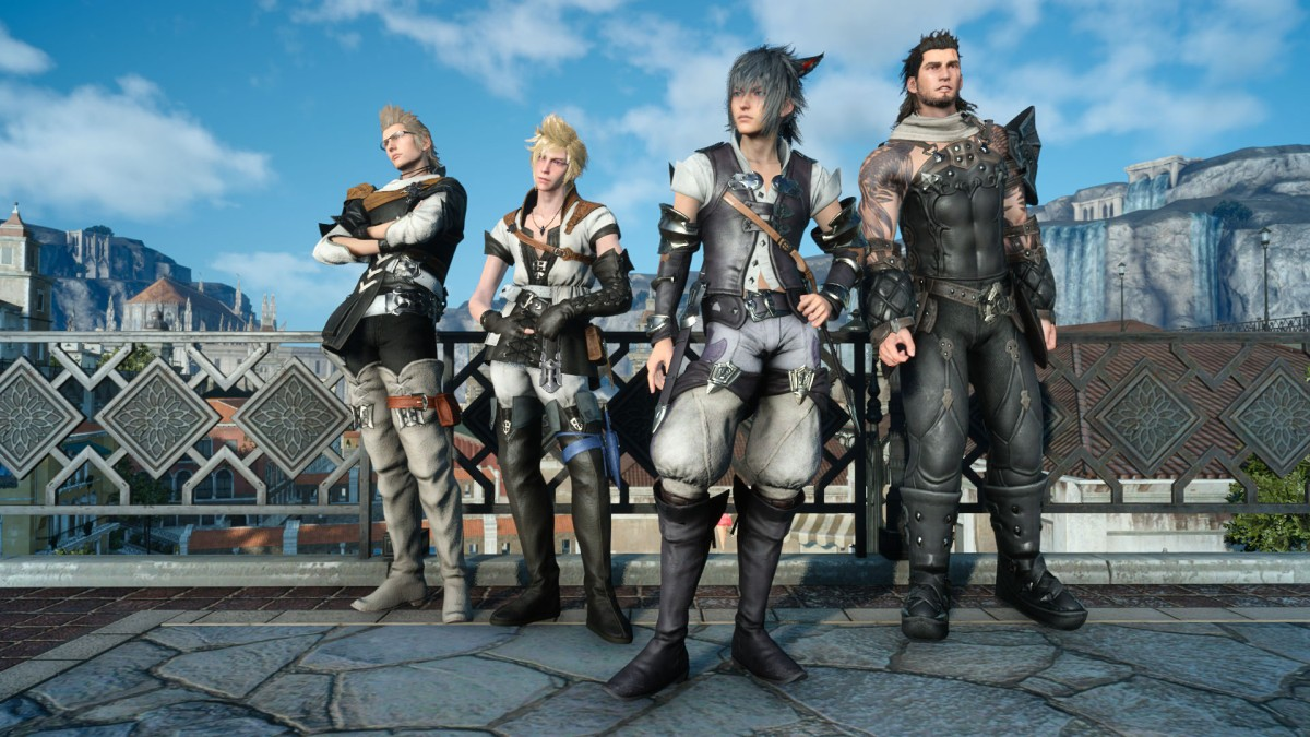 Major Final Fantasy XIV & XV News On Standalone Multiplayer COMRADES, Special Collaboration Events, DLC, An Anime And More With Tons Of Images