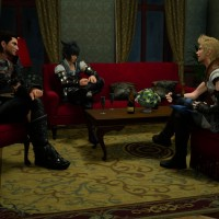 Final Fantasy XV x Final Fantasy XIV Event Screens (9)