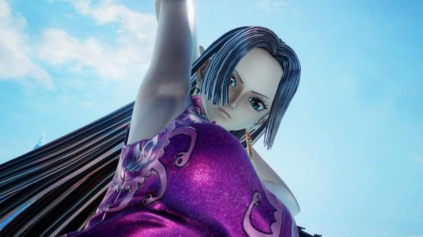 Jump Force Boa Hancock Leak Screens (2)