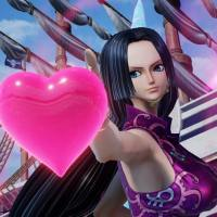 Jump Force Boa Hancock Leaked Between Cosplayer Vampy And Bandai Namco With Images And Screenshots