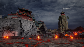 Jump Force Marinford Stage screens official leak (6)
