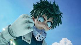 Jump Force My Hero Academia Deku Screens (3)