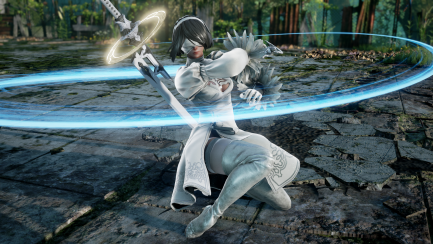 SOULCALIBURVI_2B_Guest Character Alternate And Main Attire In Action (1)
